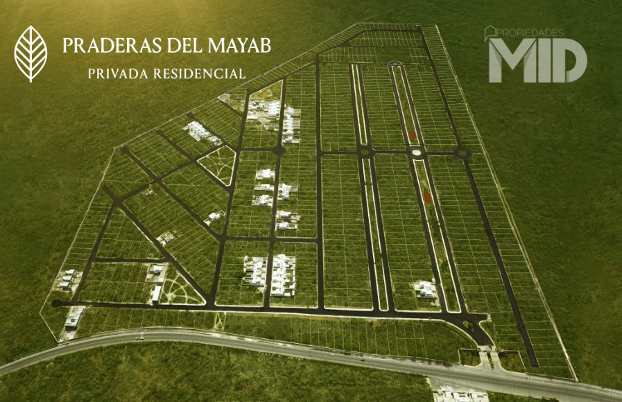 Terrenos en Mérida